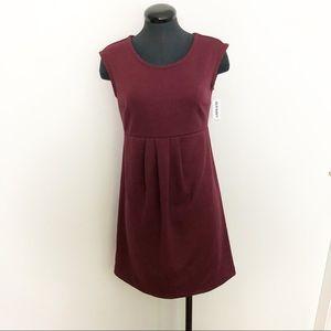 Old Navy Burgundy Dress